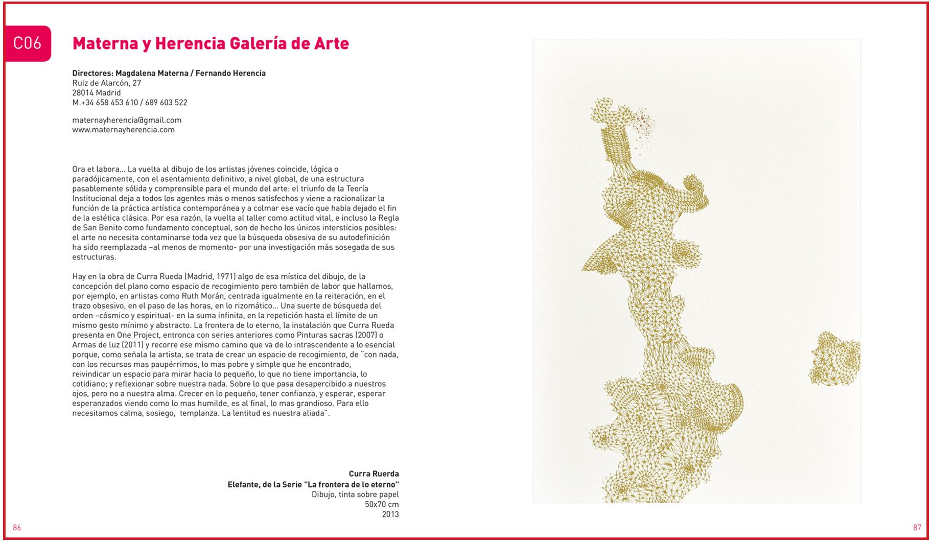 critica de arte Javier Rubio Nonplot